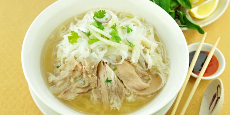 Brisket And Tripe Noodle Soup Pho Sai Gon